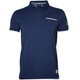 North Bend Baseline t-shirt Heren blauw